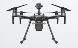 DJI Matrice 200 - průmyslový dron do extrémních podmínek