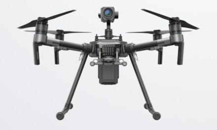 DJI Matrice 200 – průmyslový dron do extrémních podmínek
