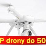 Nej drony do 500 dolarů