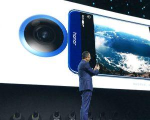 Honor VR Camera - Honor ukázal 360° kameru