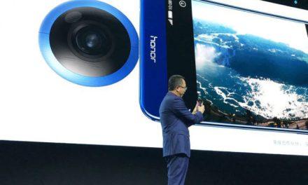 Honor VR Camera – Honor ukázal 360° kameru