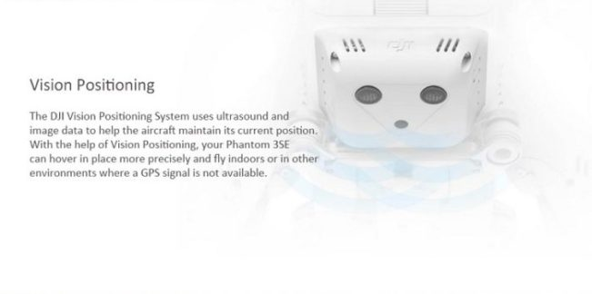 DJI Phantom 3 SE VPS