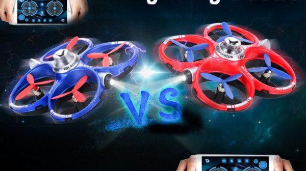 Cheerson CX-60 - laser game ve vzduchu