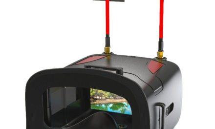 FPV brýle Eachine VR D2 Pro – skvělá volba pro začátečníky