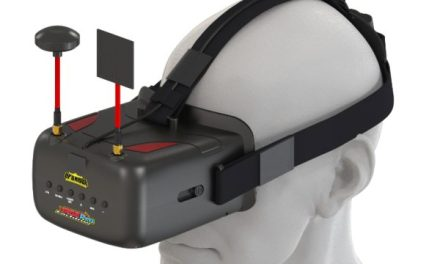Eachine VR D2 Pro – levné FPV brýle v předprodeji