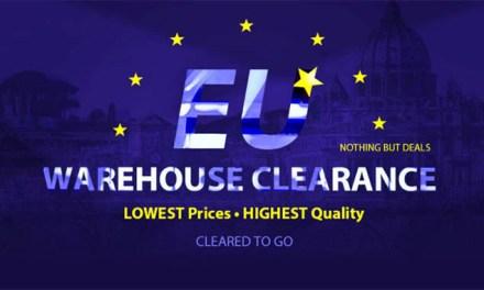 Co se aktuálně válí v EU skladu?