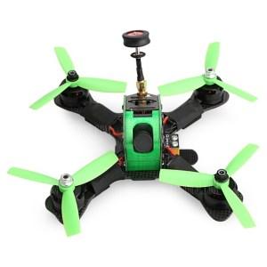 P180 - slušně vybavený závodní dron