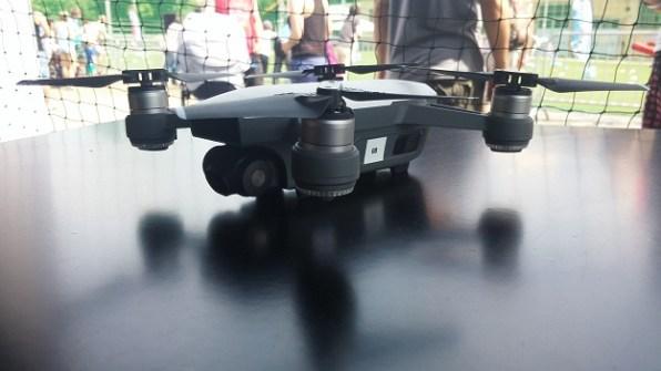Dronfest 2017 DJI Spark 2