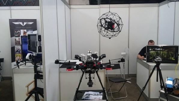 Dronfest 2017 veletrh 4