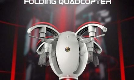 Kaideng K130 Alpha – vajíčko, které umí létat