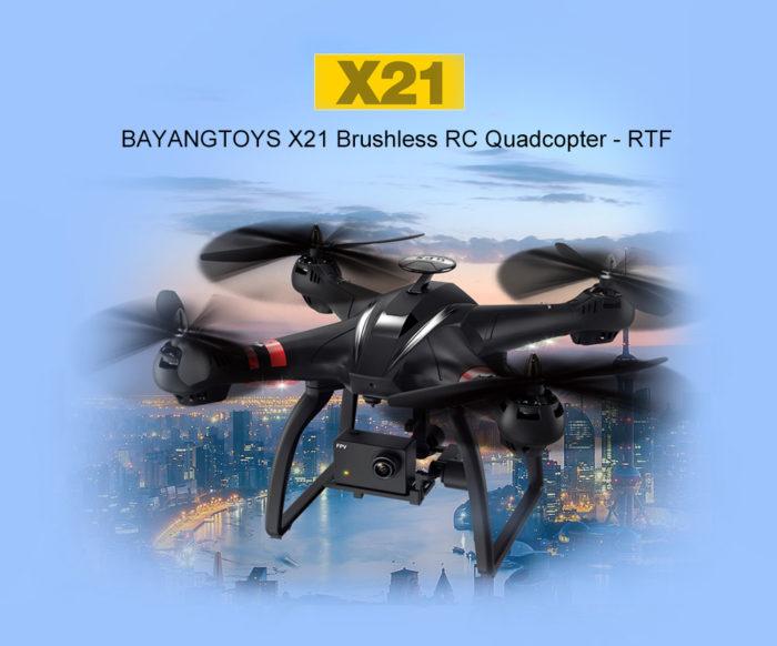 Dron Bayangtoys X21