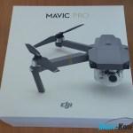 Unboxing DJI Mavic Pro Fly More Combo
