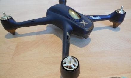 Recenze Hubsan X4 Air H501A – levný dron s GPS