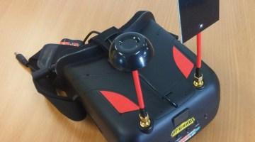 Recenze Eachine VR D2 Pro