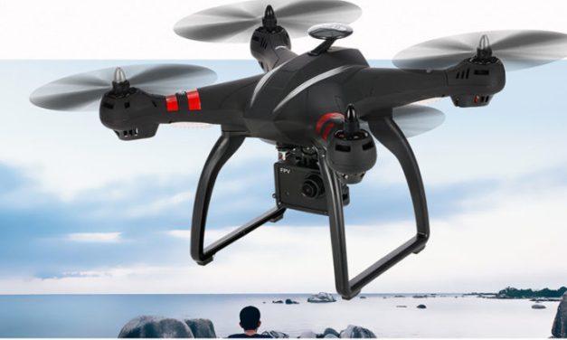 Dron Bayangtoys X21 s FullHD kamerou a GPS nyní koupíte jen za 183,99$