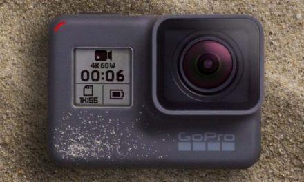 GoPro Hero 6 Black představena – skvělé funkce a taky vysoká cena