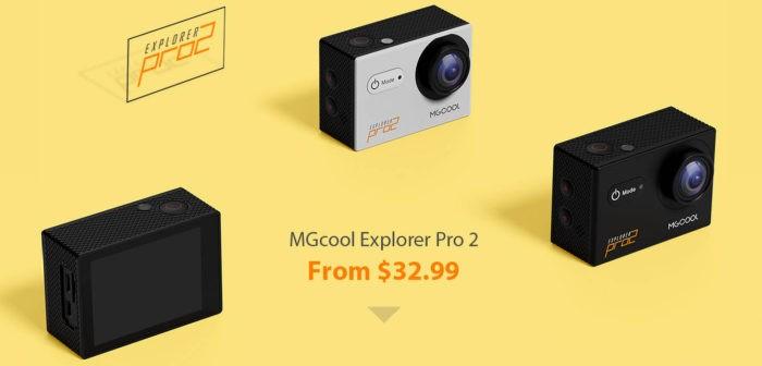 Brand Sale MGcool - spousta levných kamer ve výprodeji