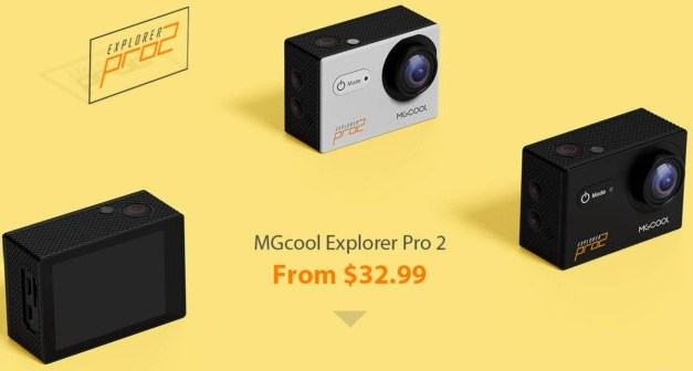 Brand Sale MGcool – spousta levných kamer ve výprodeji