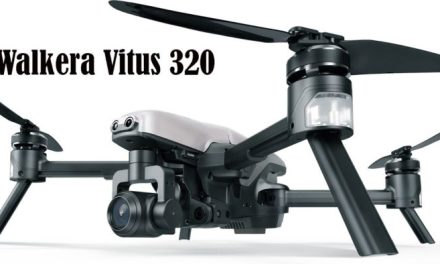 Walkera Vitus 320 – první reálná hrozba pro DJI Mavic Pro?