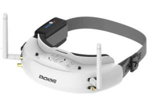 Eachine EV200D - zatopí Eachine s novými FPV brýlemi konkurenci?
