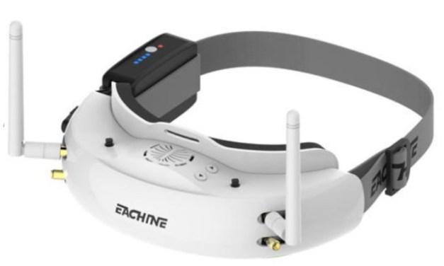 Eachine EV200D – zatopí Eachine s novými FPV brýlemi konkurenci?