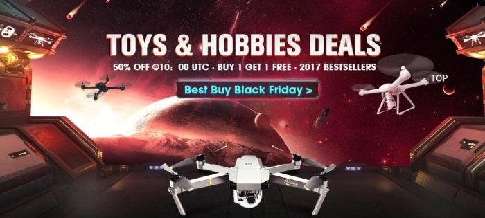 Black Friday na Gearbestu