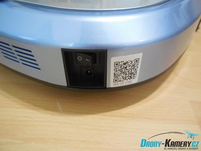 Unboxing Haier Xshuai C3 - první pohled na robotický vysavač s funkcí mopu