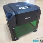 Unboxing KKmoon Laser Engraving Machine - první pohled na laserovou gravírovačku