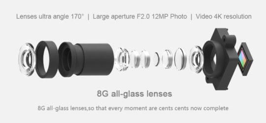 SOOCOO S300 4K 30FPS Sports Camera 2.35 Touchscreen Hi3559V100 IMX377 EIS Wifi External Mic GPS (4)