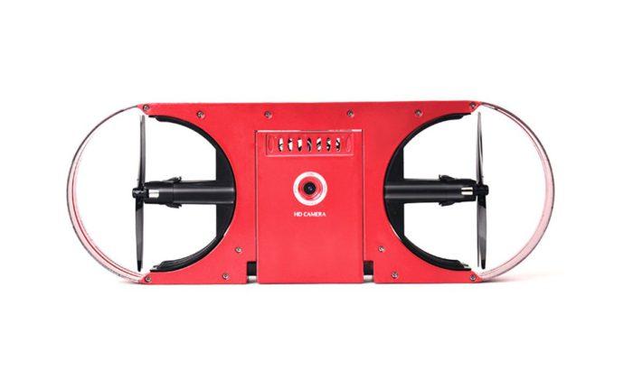 Tyrc Ty6 - nezvykle poskládaný dron