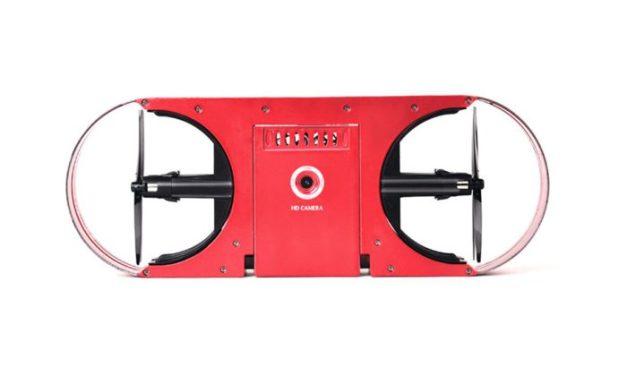 Tyrc Ty6 – nezvykle poskládaný dron