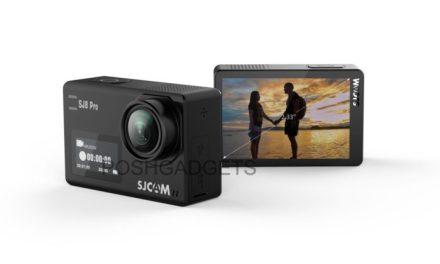 SJCAM SJ8 Pro, SJ8 Plus a SJ8 Air. SJCAM pracuje rovnou na 3 kamerkách