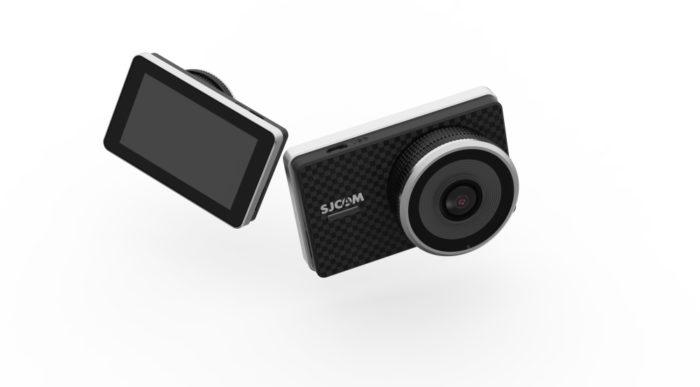 SJCAM SJDASH+ – vylepšená verze autokamery s GPS i ADAS