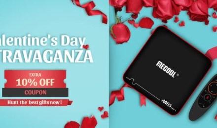 Valentýnský výprodej na Banggood je v plném proudu