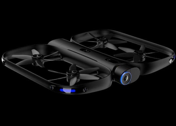 Skydio R1 - inteligentní dron, který se vyhne každé překážce