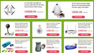 produkty ve velikonočním výprodeji