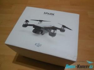 Unboxing DJI Spark Fly More Combo - první pohled a seznámení s příslušenstvím