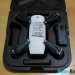 unboxing DJI Spark Fly More Combo