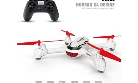 Nejlevnější dron s GPS jen za 50$ a ještě k tomu z EU skladu