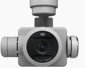 DJI Phantom 4 Pro V2.0 - kamera