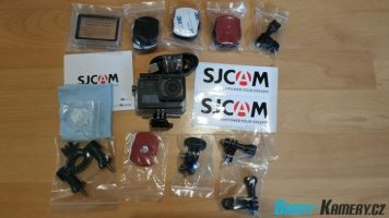 unboxing SJCAM SJ8 Pro
