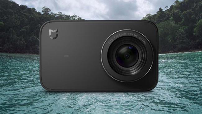 Akční kamera Xiaomi Mijia 4K jen za 88,99$