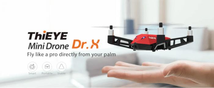 dron ThiEye Dr.X