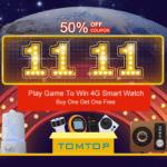 Výprodej k 11.11. na TomTop odstartován