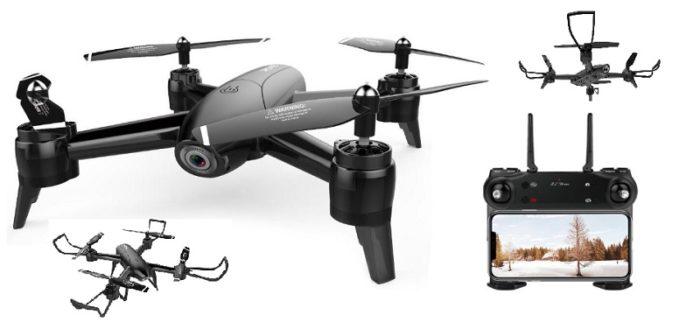 SG106 - levný dron s 22 minutovou výdrží