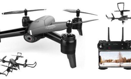 SG106 – levný dron s 22 minutovou výdrží