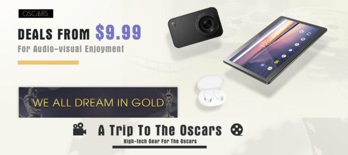 Oscarový výprodej elektra