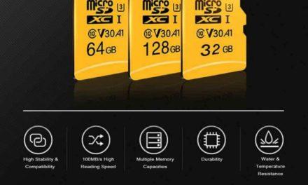 Rychlé paměťové karty Kodak za perfektní ceny