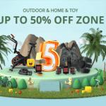 Outdoorový výprodej na Gearu
