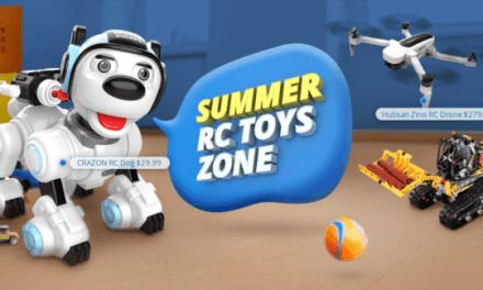 Další letní nálož RC modelů